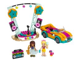 LEGO - 41390 Andrea'nın Arabası ve Sahnesi