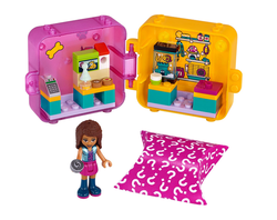 LEGO - 41405 Andrea's Shopping Play Cube