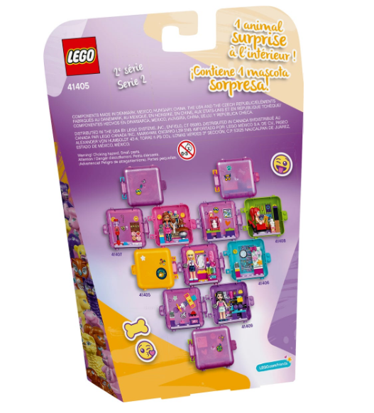 41405 Andrea's Shopping Play Cube