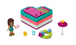 LEGO - 41384 Andrea'nın Yaz Kalp Kutusu