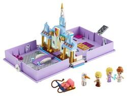 LEGO - 43175 LEGO | Disney Princess Anna ve Elsa'nın Hikâye Kitabı Maceraları