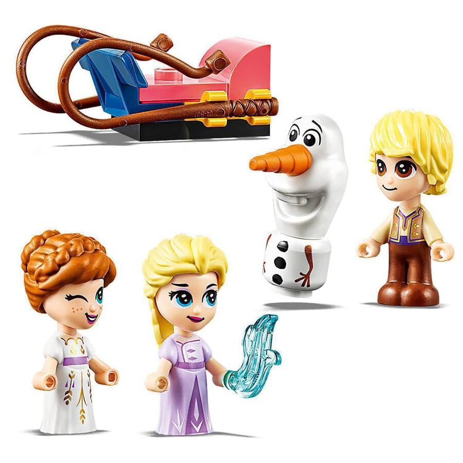 43175 LEGO | Disney Princess Anna ve Elsa'nın Hikâye Kitabı Maceraları