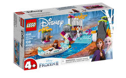 41165 LEGO LEGO Iconic Anna'nın Kano Gezisi - Thumbnail