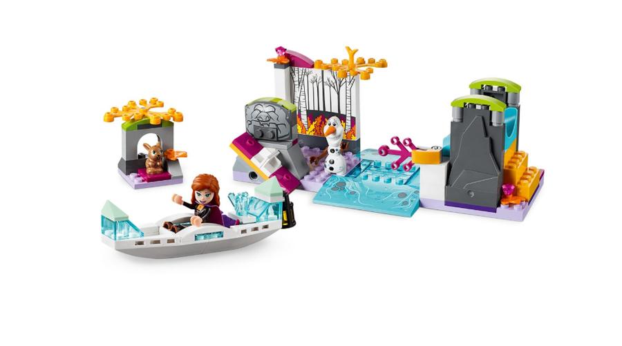 41165 LEGO LEGO Iconic Anna'nın Kano Gezisi