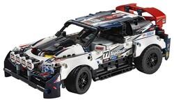 LEGO - 42109 LEGO Technic Uygulama Kumandalı Top Gear Ralli Arabası