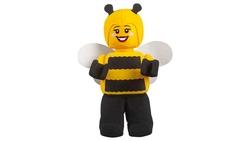 LEGO - 853802 Bee Girl Minifigür Peluş