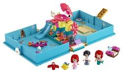 LEGO - 43176 LEGO | Disney Princess Ariel'in Hikâye Kitabı Maceraları