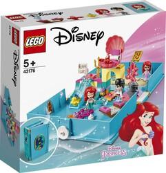 43176 LEGO | Disney Princess Ariel'in Hikâye Kitabı Maceraları - Thumbnail