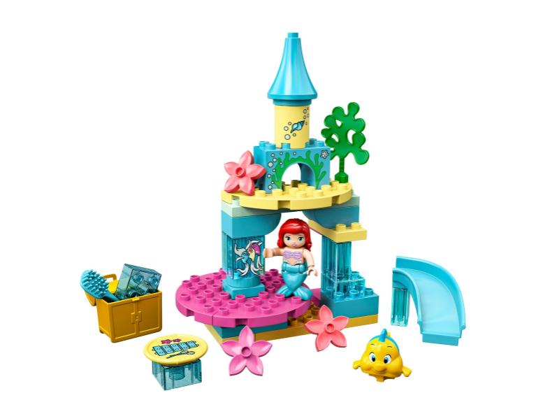 10922 LEGO DUPLO Disney Ariel'in Deniz Altı Kalesi
