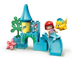 10922 LEGO DUPLO Disney Ariel'in Deniz Altı Kalesi - Thumbnail