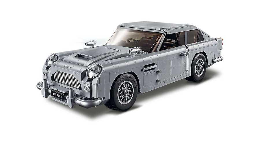10262 LEGO Creator James Bond™ Aston Martin DB5