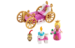LEGO - 43173 Aurora'nın Kraliyet Arabası
