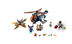 LEGO - 76144 Hulk Helikopterle Kurtarma