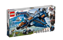 76126 Avengers Muhteşem Quinjet - Thumbnail