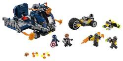 LEGO - 76143 LEGO Super Heroes Avengers Kamyon Saldırısı