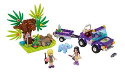 LEGO - 41421 LEGO Friends Yavru Fil Kurtarma Operasyonu