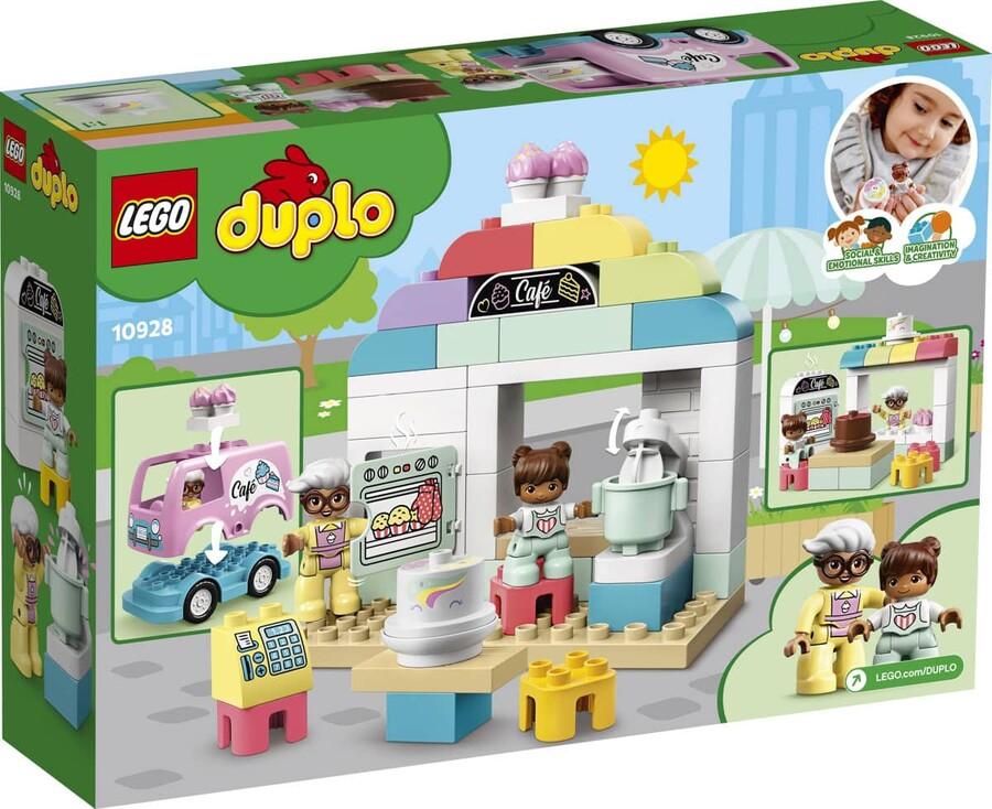 10928 LEGO DUPLO Town Fırın