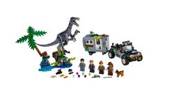 LEGO - 75935 Baryonyx Yüzleşmesi: Hazine Avı