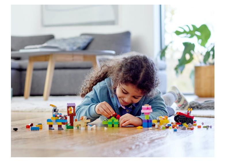 11002 LEGO Classic Temel Yapım Parçası Seti