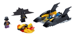 LEGO - 76158 Batboat The Penguin Pursuit!