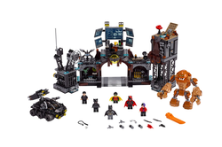 LEGO - 76122 Batcave Clayface™'in İşgali