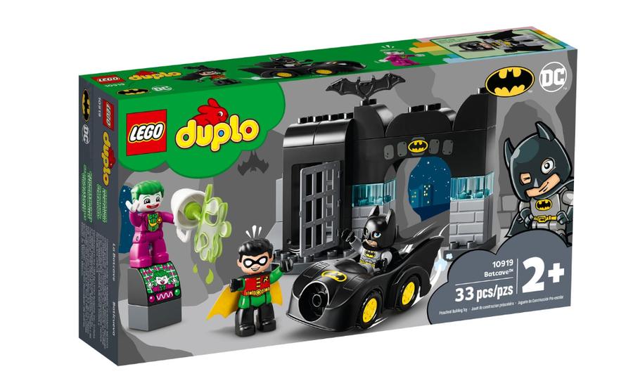 10919 LEGO DUPLO Super Heroes Batcave™