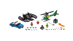 LEGO - 76120 Batman™ Batwing ve Riddler™'ın Soygunu