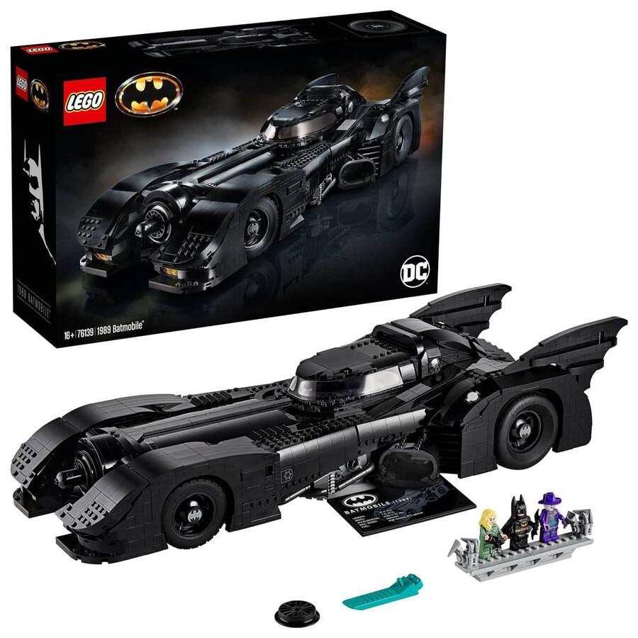 76139 LEGO DC 1989 Batmobile