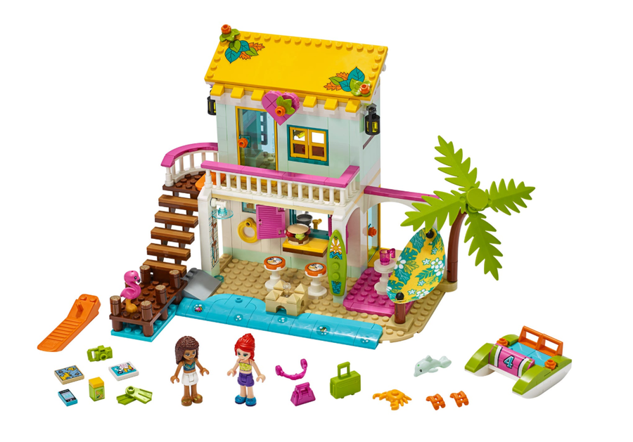 41428 LEGO Friends Plaj Evi