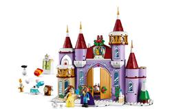43180 LEGO Disney Princess Belle'in Şatosu Kış Kutlaması - Thumbnail