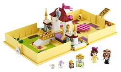 LEGO - 43177 LEGO | Disney Princess Belle'in Hikâye Kitabı Maceraları