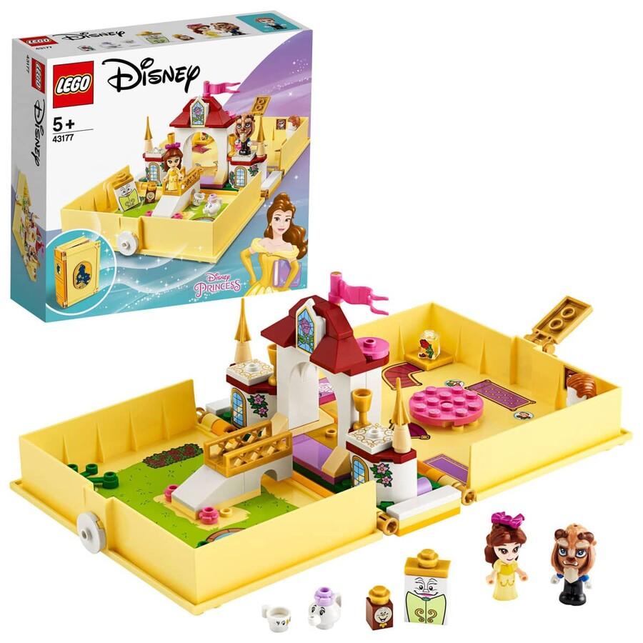 43177 LEGO   Disney Princess Belle'in Hikâye Kitabı Maceraları