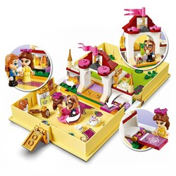43177 LEGO   Disney Princess Belle'in Hikâye Kitabı Maceraları - Thumbnail