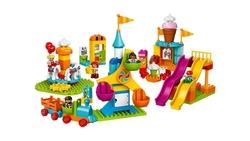 LEGO - 10840 LEGO DUPLO Büyük Lunapark