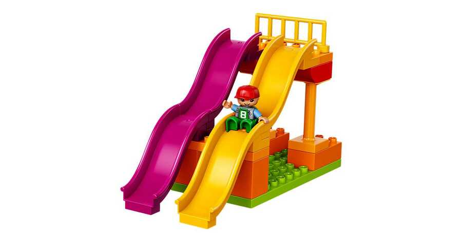 10840 LEGO DUPLO Büyük Lunapark