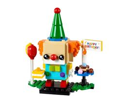 LEGO - 40348 LEGO Iconic Doğum Günü Palyaçosu