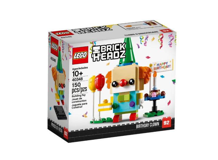 40348 LEGO Iconic Doğum Günü Palyaçosu