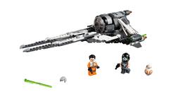 LEGO - 75242 Black Ace TIE Interceptor