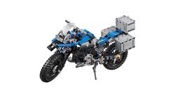 LEGO - 42063 BMW R 1200 GS Adventure V29