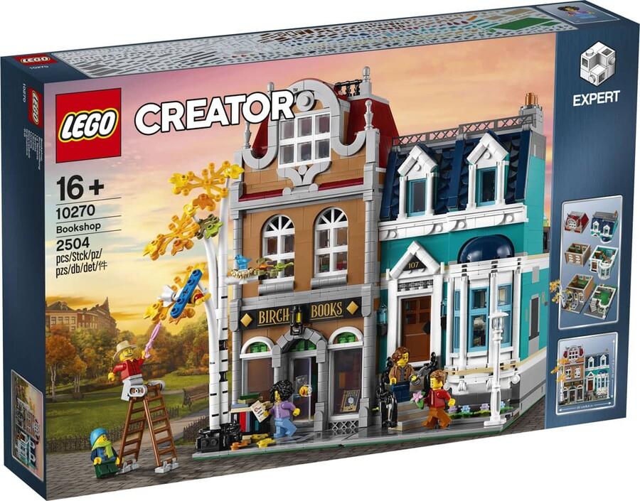 10270 LEGO Creator Kitapçı
