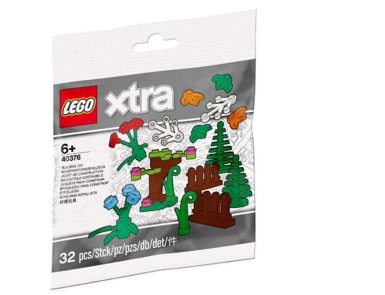 40376 LEGO xtra Botanik Aksesuarları