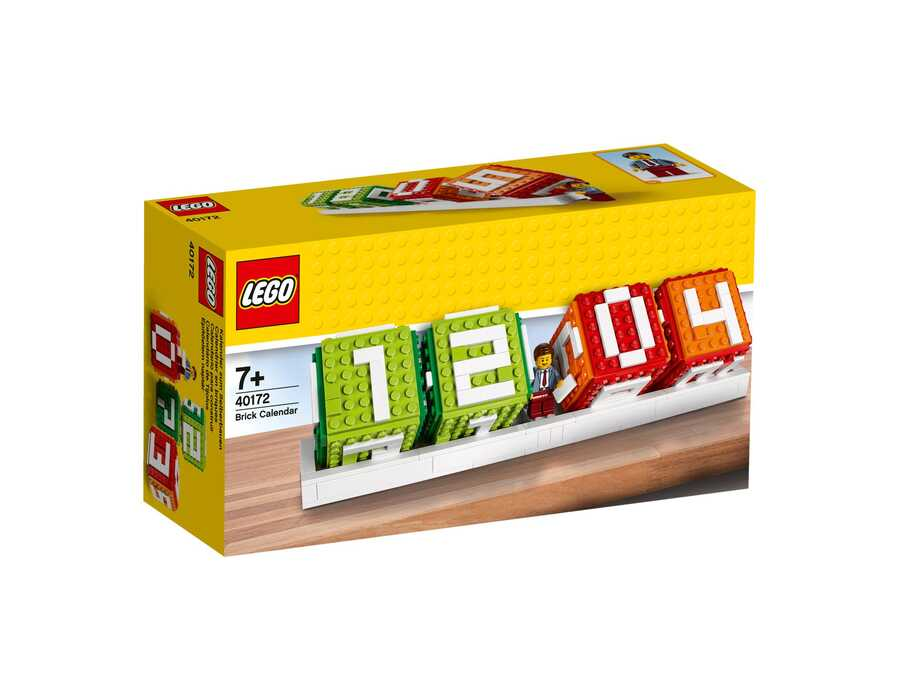 40172 Brick Calendar 2017