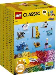 11011 LEGO Classic Yapım Parçaları ve Hayvanlar - Thumbnail