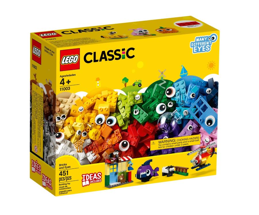 11003 Bricks and Eyes