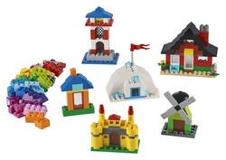 LEGO - 11008 LEGO Classic Yapım Parçaları ve Evler