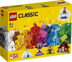 11008 LEGO Classic Yapım Parçaları ve Evler - Thumbnail