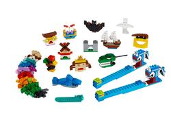 LEGO - 11009 LEGO Classic Yapım Parçaları ve Işıklar