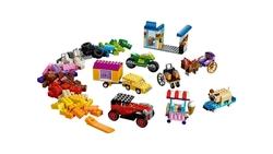 LEGO - 10715 LEGO Classic Tekerlekli Yapım Parçaları