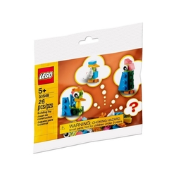 LEGO - 30548 Build Your Own Birds - Make It Yours