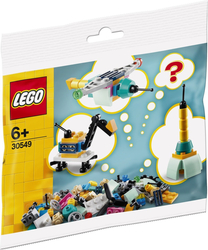 LEGO - 30549 Build Your Own Vehicles Make It Yours